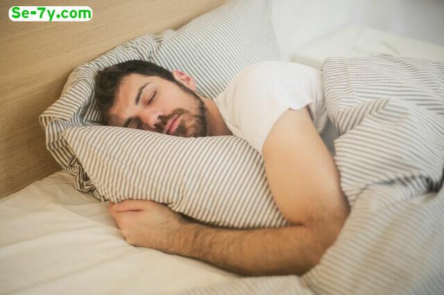 علاج الاكتئاب والقلق طبيعيًا النوم