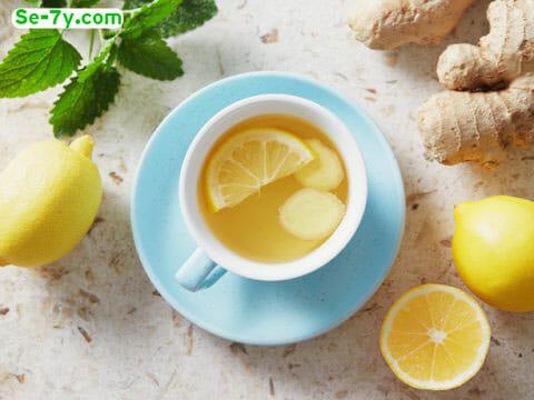 فوائد الجنزبيل والليمون معا
