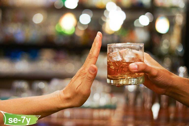 التعافي من إدمان الكحول من خلال مشروب باربيكان كبديل
