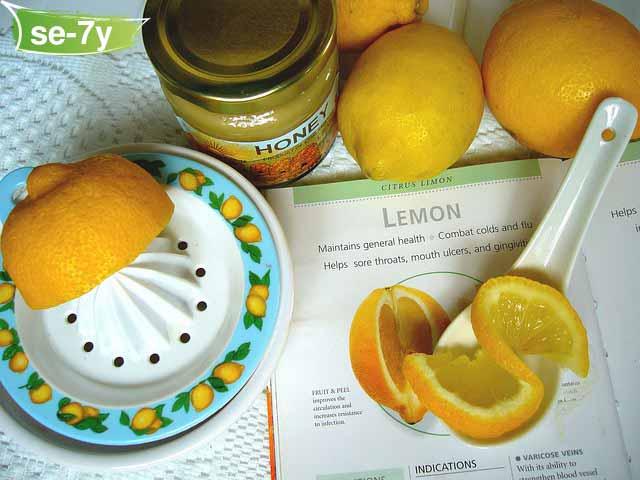 5- فوائد الليمون